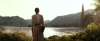 jamaskywalker: Rey, from Star Wars Episode VII, looks out over a lake on Takodana (takodana, the force awakens)