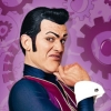 rielysian: Robbie Rotten from Lazy Town pulling a face, meme style (robbie)