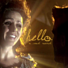 kaffyr: The TARDIS says hello (Luminous donna)