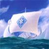starspray: Vingilot sailing (Vingilot)