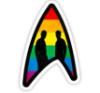 evily: (kirk, spock, Star Trek, taste the rainbow)
