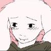 """justletmewin: """"S-Sempai-san..."""" (Blushie blushie)"""