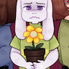 justletmewin: Guess what a flower and a goat have in common. (Potted plant)