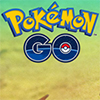 pokestop: the Pokemon Go logo (Pokemon Go)