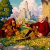 som_fics: (Tolkien & a Dwarf)