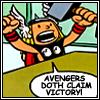 dreiser: (Mini Marvels: Avengers Victory)