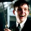 domusarcanum: Oswald Cobblepot smiling (oswald)