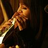moshennik: (eating ✘ hoagie)