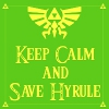 keepcalmhyrule: Keep Calm Hyrule Icon (Default)