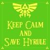 keepcalmhyrule: Keep Calm Hyrule Icon (Default)