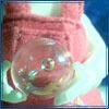 tirsden: Little Aster has a crystal ball. (lil' aster)