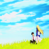 kaffyr: Still from Arakawa Under the Bridge (Arakawa afternoon)