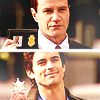 marvelist: peterneal ● white collar (because sundance needs a role model)