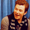 cricketcolfer: chris colfer (chris)