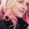 """theconsequences: pink hair edit by <user name=""""runninginheels""""> (🎸 and the timing's never right)"""