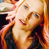 """theconsequences: pink hair edit by <user name=""""runninginheels""""> (🎸 your tired eyes are kind of nice)"""