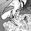 beaarthur: (Spideypool   playful nuzzle)