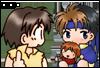 miang: Viktor and Flik, Suikoden: Chibified.  (vik & flik - bouleversée)
