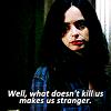 kore: (Jessica Jones - makes us stranger)