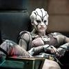 aurumcalendula: Jaylah sitting in a chair (Jaylah reclining)