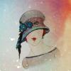 turmeric: (lady in vintage hat)