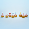 turmeric: (lots of cupcakes)