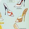 turmeric: (shoes)