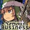 silverthunder: (Terran - Serious Business)