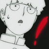 shigeo: (Oh no! A girl's crying!)