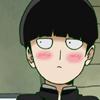 shigeo: (She's cute...)