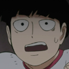 shigeo: (There'll be an accident!)