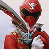 simplymarvelous: (Gokai Red sword)