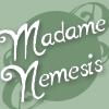 kore: (Madame Nemesis - comfortable courtesan)