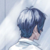 wepon: the back of tohru adachi's head (adachi)
