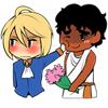 delatete: (silly: shy)