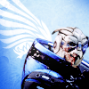 valengrey: Garrus with wings. (garrus - archangel paragon)