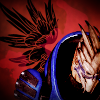 valengrey: Renegade flavored Garrus with wings. (garrus - archangel renegade)