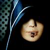 valengrey: Kasumi looking exceptionally theif-y. (Kasumi - Thief)