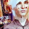 valengrey: Fenris looking adorable. (fenris - adorable)