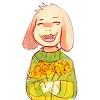 pleasereset: artisticazurite on tumblr (Golden flowers)