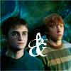 toastatmidnight: ([HP] Harry/Ron | &)