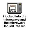dangereuse: (Microwave)