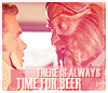 cofax7: D'Argo: there is always time for beer (FS - Beer Time - Saava)