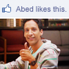 not_acute: (Community // Abed likes this)