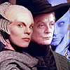 cofax7: Delenn, McGonigle, Zhaan (Three Women -- Spirit)