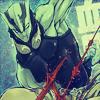 shinatobae: (Ψ battle stance)