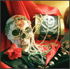 naamah_darling: Picture of a treasure chest with a skull and crossbones on top. My art! (Artistic)