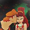 daisy_the_mage1: Hercules with Megara. (Hercules and Meg)
