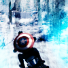 annariel: Captain America on his motorbike (MCU:Steve)