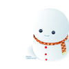 wailmer: Snowman icon (Stock | Snowman)